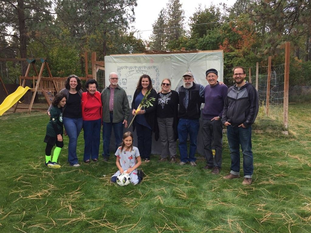 CEE Members at 2018 Sukkot