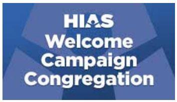 HIAS Welcome Campaign Congregation